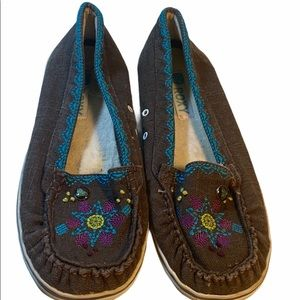 Roxy shoe